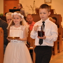 2018 First Holy Communion photo album